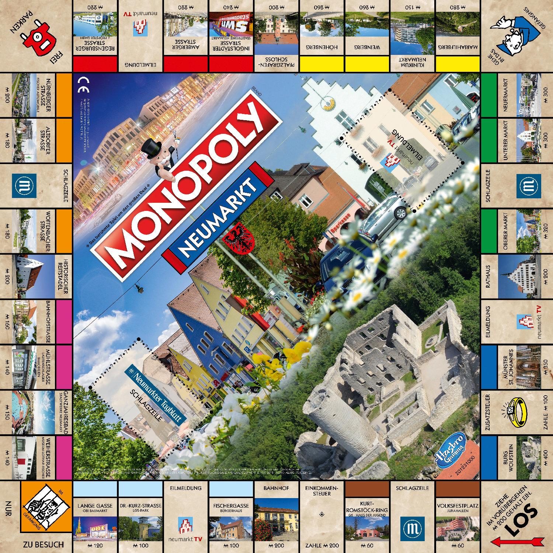 Monopoly Neumarkt