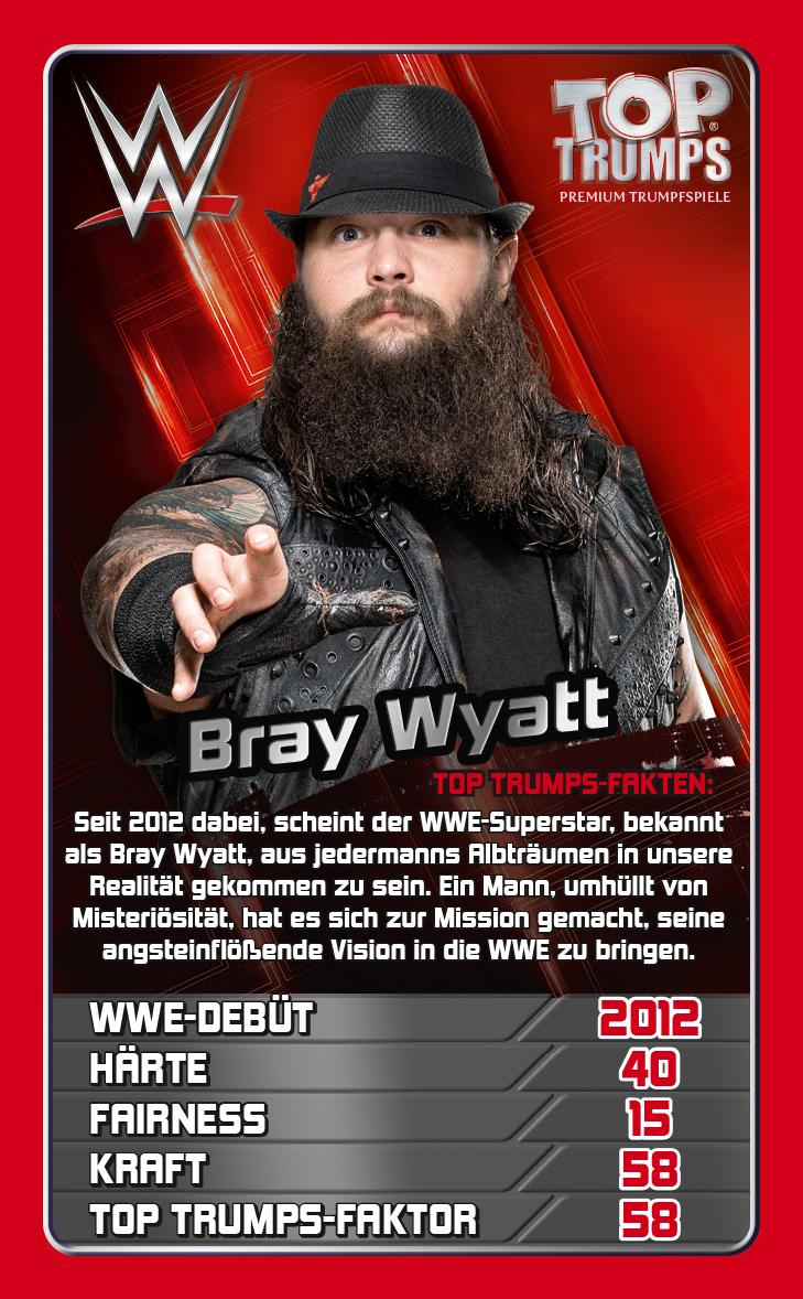 Top Trumps WWE World Wrestling Entertainment