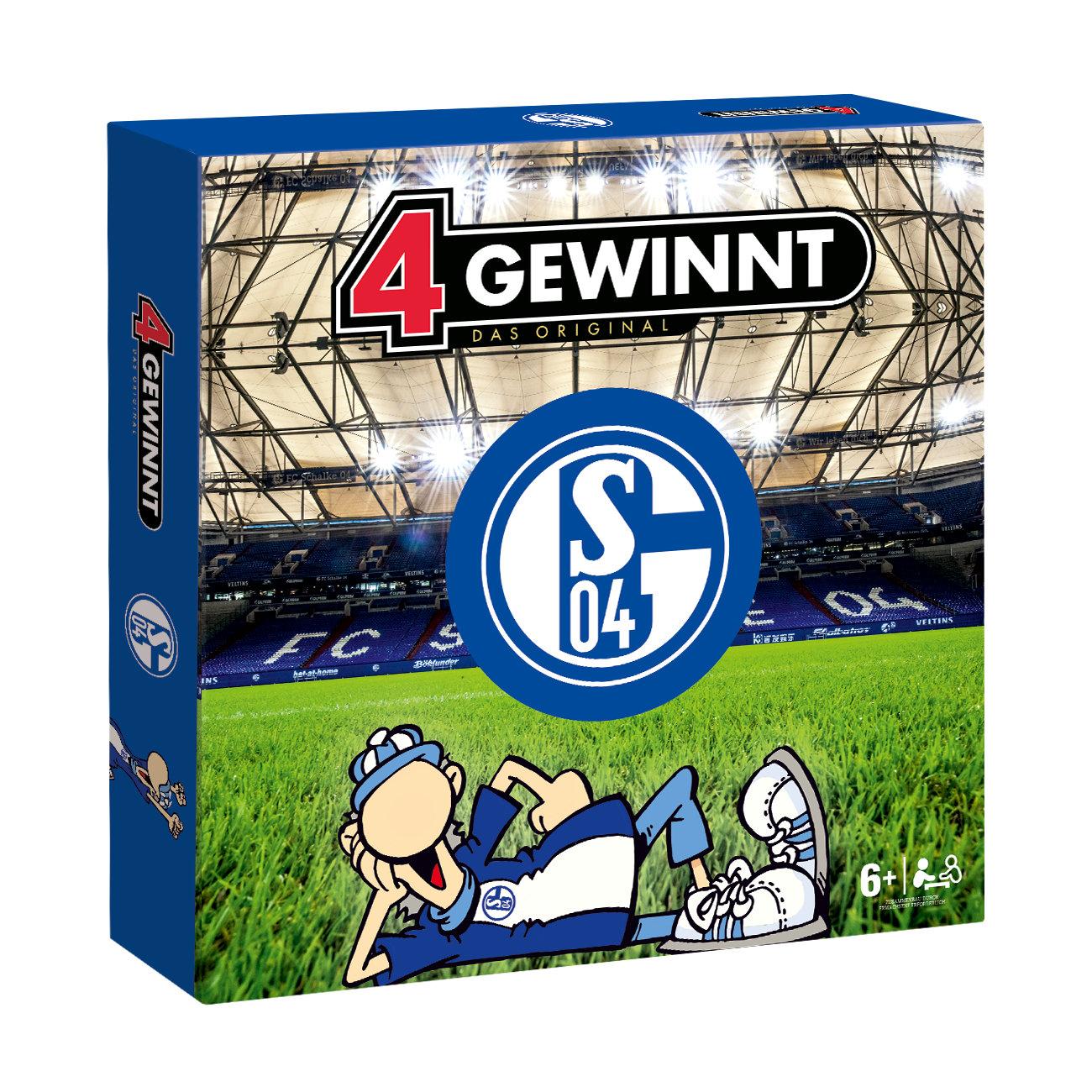 4 Gewinnt FC Schalke 04