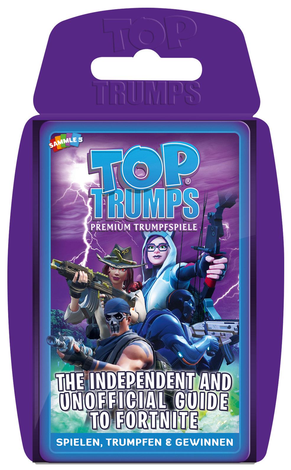 Top Trumps Fortnite