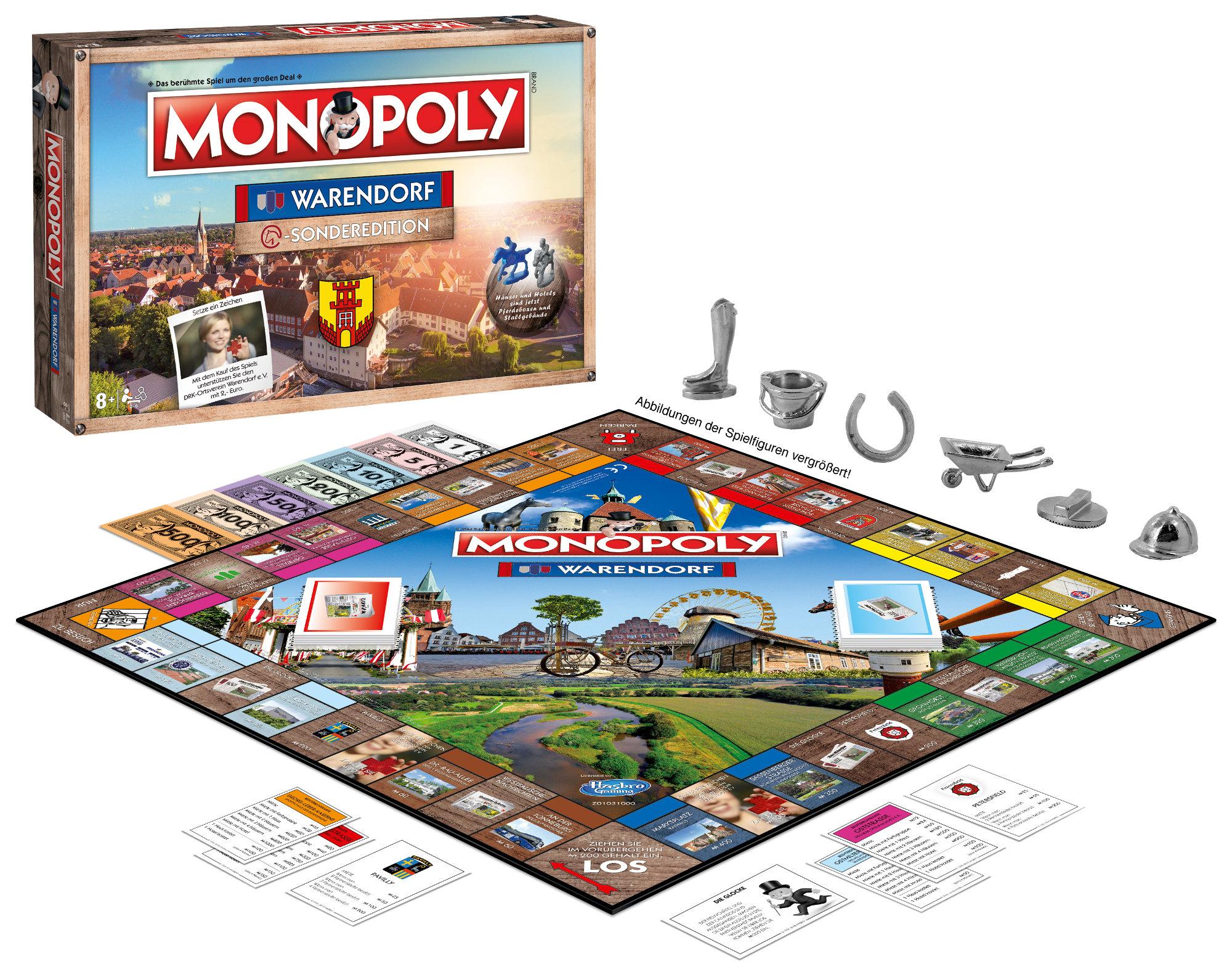 Monopoly Warendorf Sonderedition