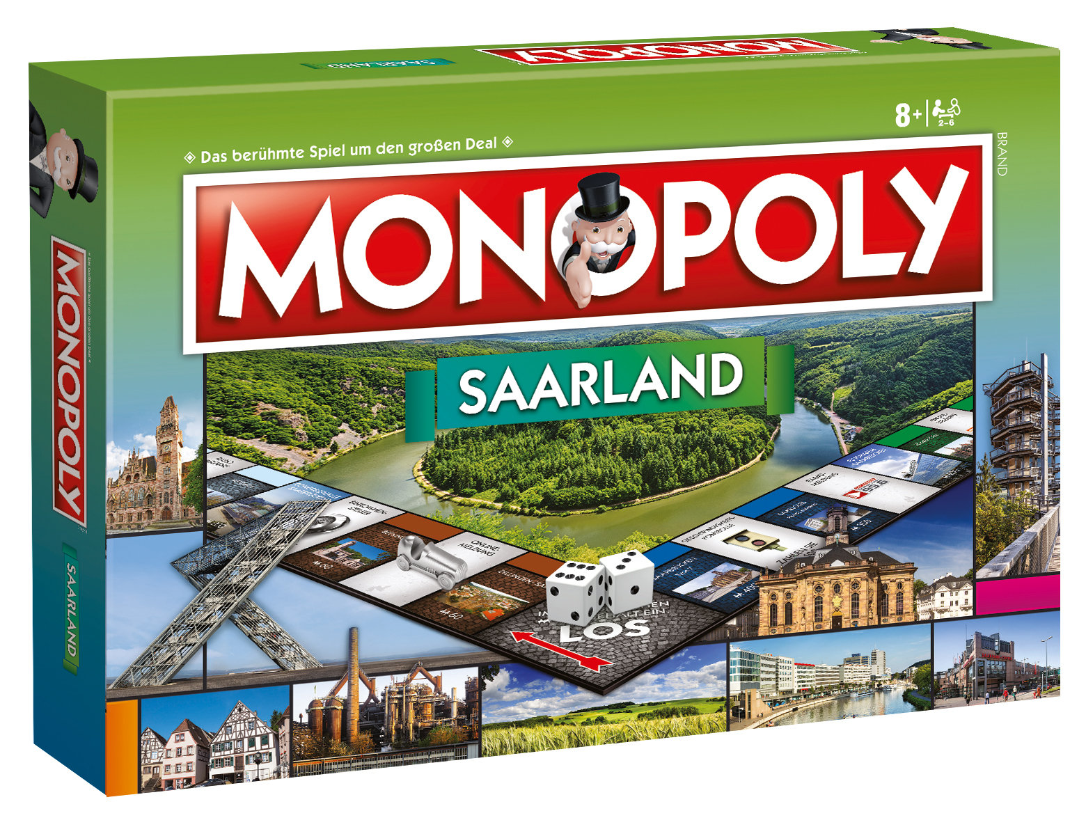 Monopoly Saarland