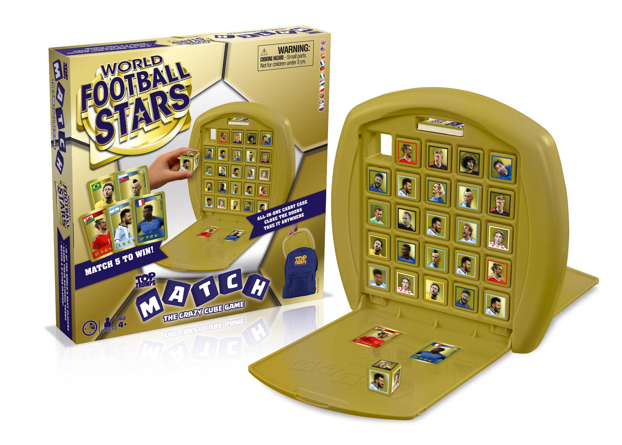 MATCH - World Football Stars