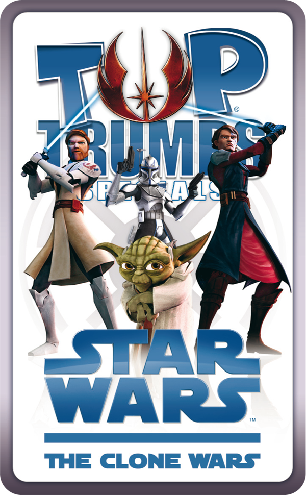 Top Trumps Star Wars The Clone Wars