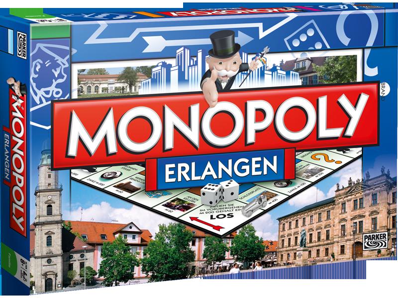 Spielkarton mit Hochglanz Design