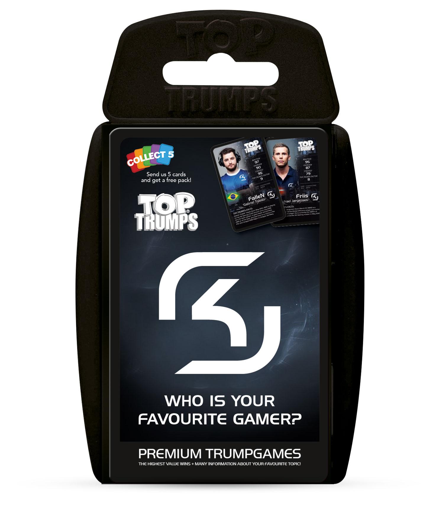 Top Trumps SK Gaming