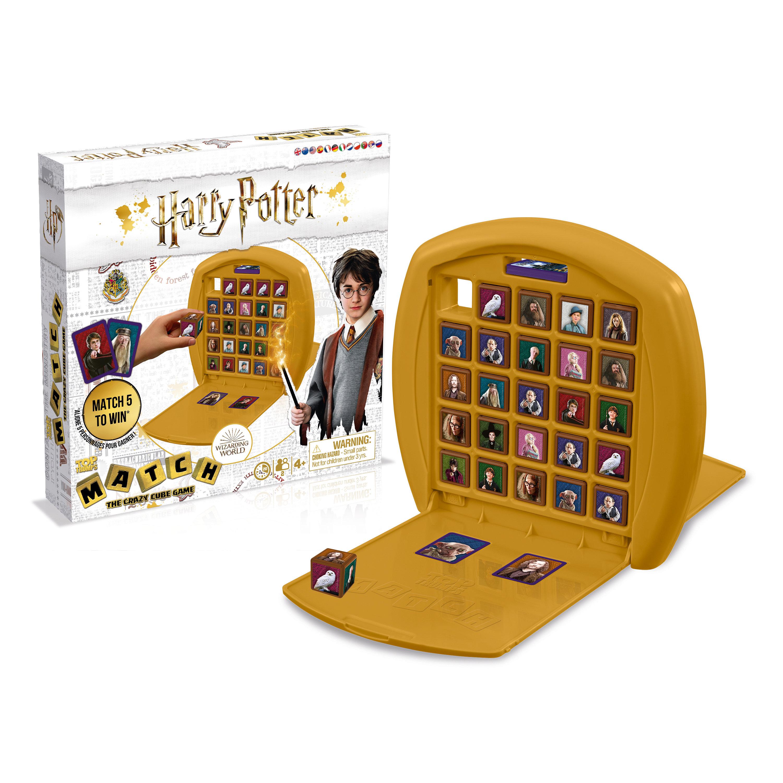 MATCH - Harry Potter (weiß)
