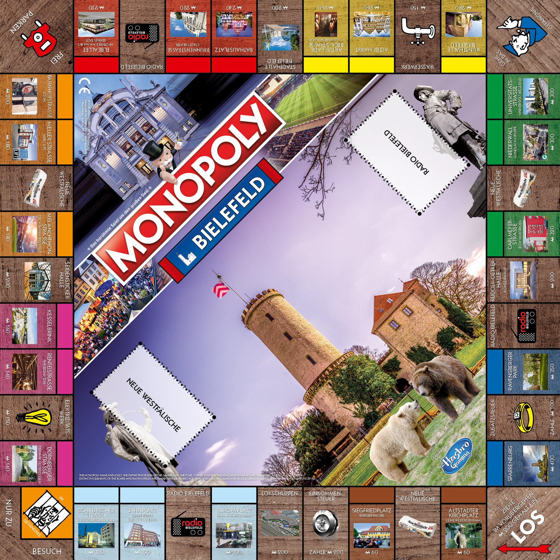Monopoly Bielefeld